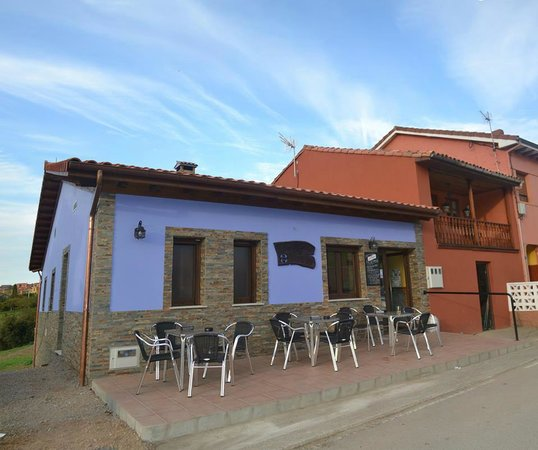 Soto del Barco, Spanyol: Mesonin de Tere. Telf: 984 05 62 80