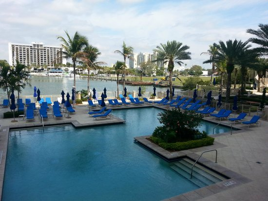 The Ritz-Carlton, Sarasota: Main swimmin pool