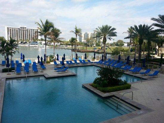 The Ritz-Carlton, Sarasota : Main swimmin pool