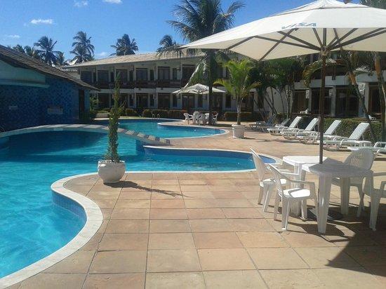 Tropical Oceano Praia: Piscina del hotel, hermosa!