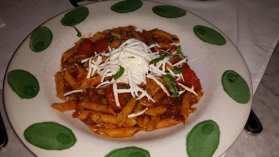 Cafe Prima Pasta : Lamb pasta