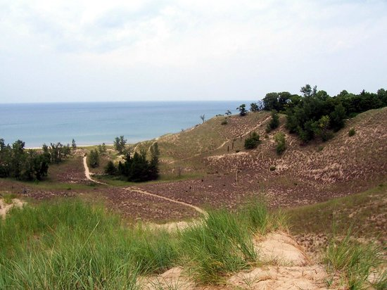 Indiana Dunes State Park: Beach House Blowout