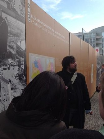 Brewer's Berlin Tours: Checkpoint Charlie