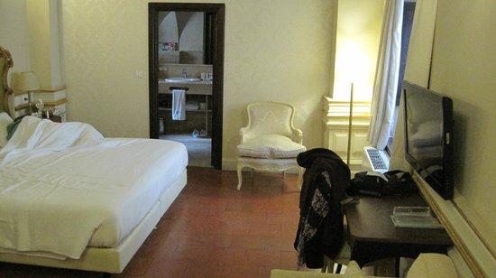 Hotel Casa 1800 Granada: Junior suite.