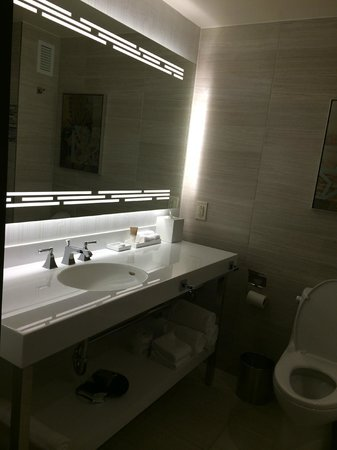 Hyatt Regency Dallas: Bathroom