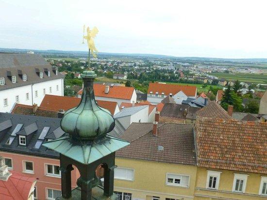 Bergkirche : Aussicht vom Berg