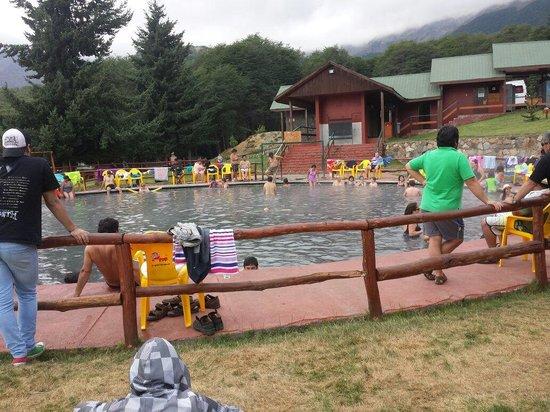Chillán, Chile: Termas de chillan, relax