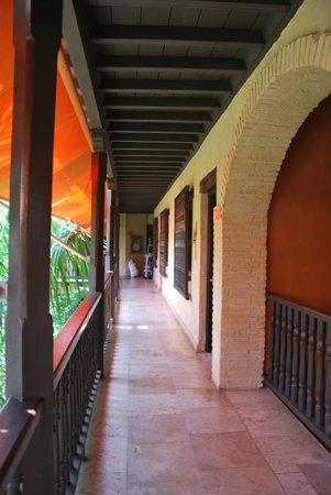 Armeria Real Luxury Hotel & Spa: balcony