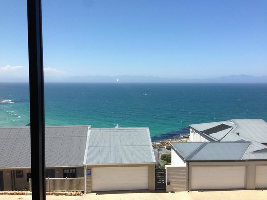Simonstown Guest House : View from our room