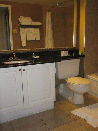 Albert at Bay Suite Hotel: Bathroom
