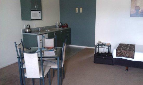 Barringtons Motor Lodge: One bedroom unit