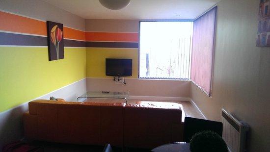 Printworks Apartments: room