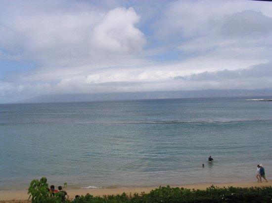 One Napili Way: View from Napili Bay