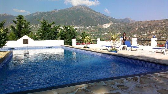 Hotel Cortijo de Salia: Con vistas al Paraiso