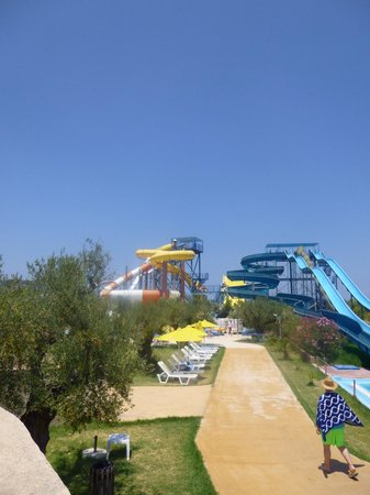 Mavrias Village Apartments : Water park