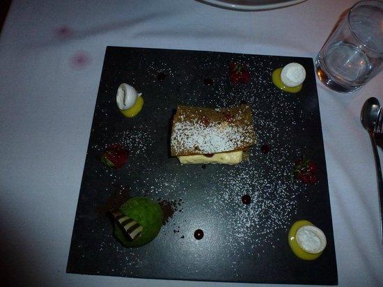 Le Bon Vivant: pudding