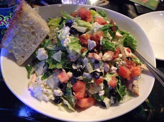 Rainforest Cafe: Cobb salad