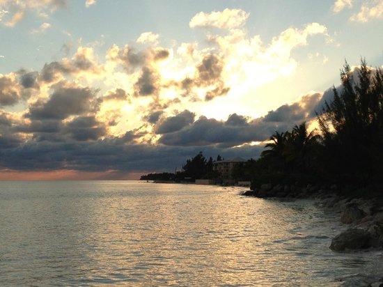 Island Seas Resort: High Tide and Romantic Walks with Incredible Seashell Hunting