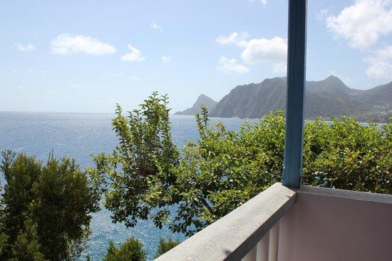 Zandoli Inn - View from Room No. 3