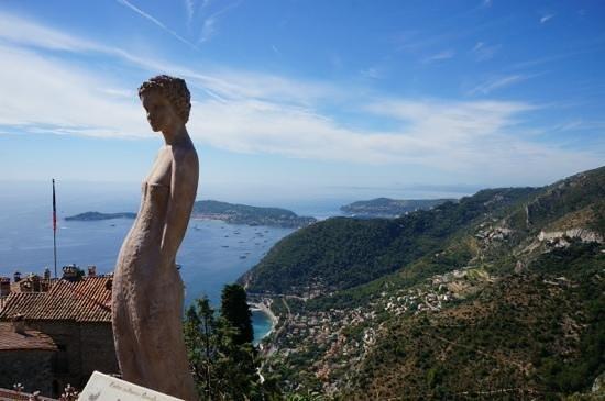 Vieux Eze : view