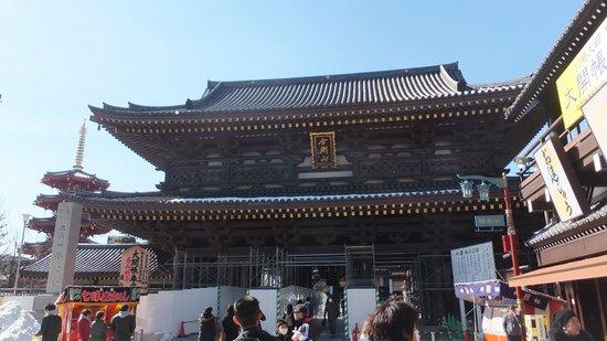 Kawasaki Daishi Heiken-ji Temple: 大本堂