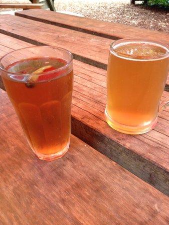 Mussel Inn: Chilli beer