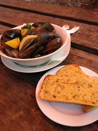 Mussel Inn: Mussels