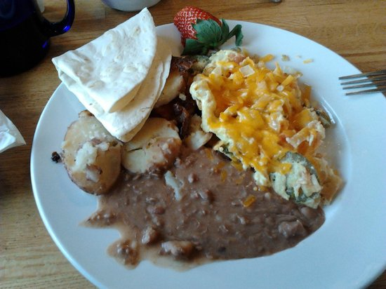 Sunflower Bakery and Cafe : Migas