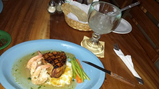 Turtle Bay Cafe: Tierra y Mar