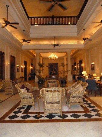 The Strand: Lobby
