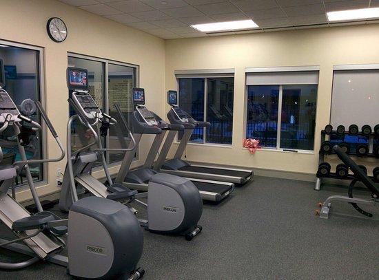 Hilton Garden Inn Sioux Falls Downtown : Cardio