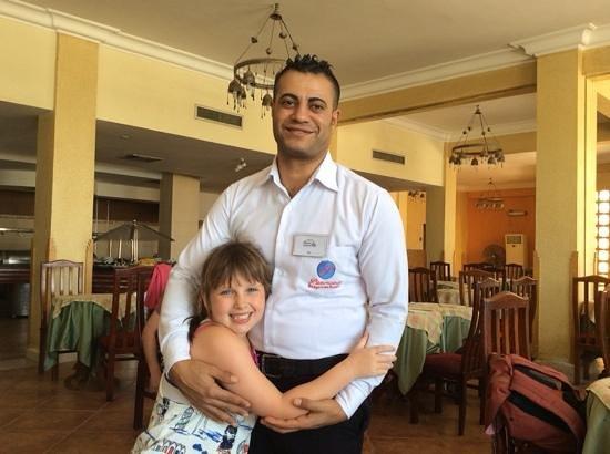 Panorama Bungalows Resort El Gouna : wonderful staff