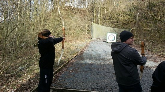 The Outdoor Adventure Company: Archery!