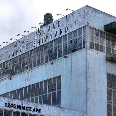 Vallejo, Californien: Mare Island Naval Shipyard