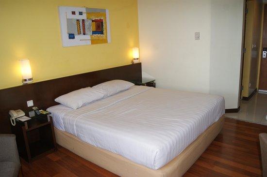 Hotel Ibis Yogyakarta Malioboro: kamar tidur