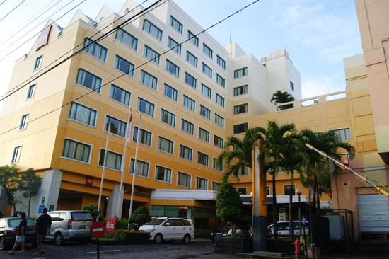 Hotel Ibis Yogyakarta Malioboro: suasana hotel