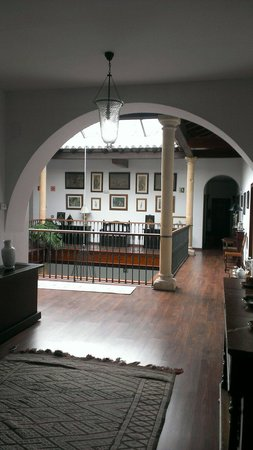 Hotel Las Casas del Consul: This cannot be beaten for Andalusian charm