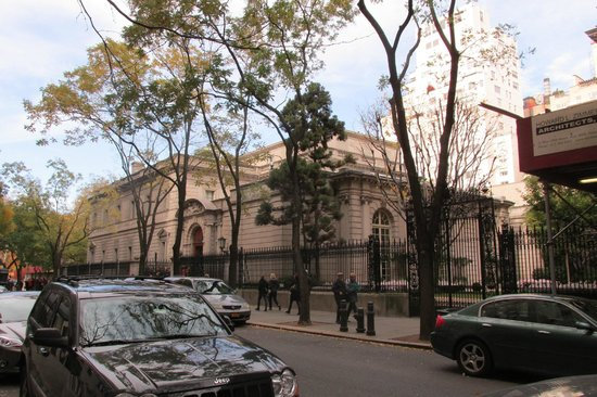 The Frick Collection : Exterior