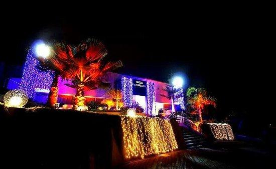 Hotel Mira Palace: Salle polyvalente- complexe espace mirador