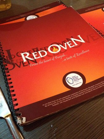 Red Oven: .