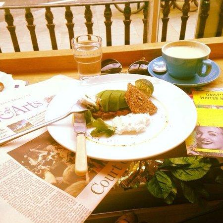 Daisy Green of Portman Village: Delicious