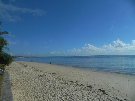 Arraial Praia Hotel Pousada: Playa