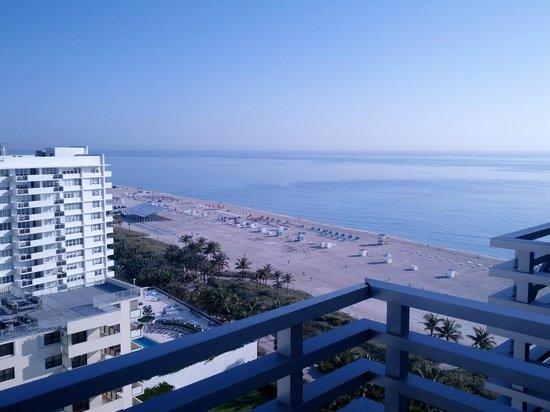 Loews Miami Beach Hotel : Great view!