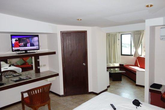 Paradise Inn Phuket: chambre