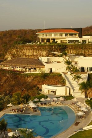 Secrets Huatulco Resort & Spa: Spa, Castaways and Oceana