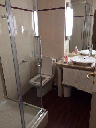 Georges VI: Salle de bain