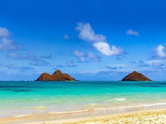拉尼凱海灘照片