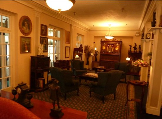 The 1927 Lake Lure Inn and Spa : Main Lobby