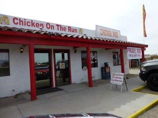 chicken on the run yuma menu prices restaurant