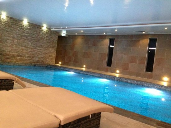 St. Ives Harbour Hotel & Spa: Spa